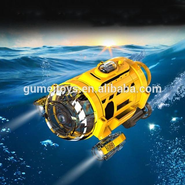 Global Cahaya Kapal Selam Market