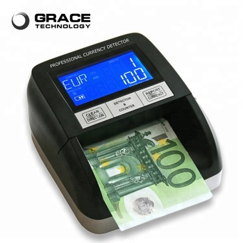Global Detektor Mata Uang Market