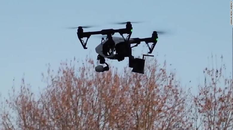 Global Drone Keselamatan Publik Market