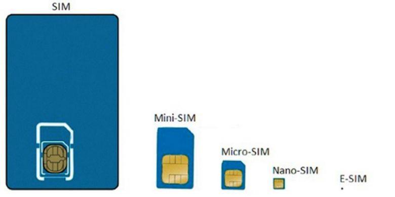 Global Kartu E SIM SIM Tertanam Market