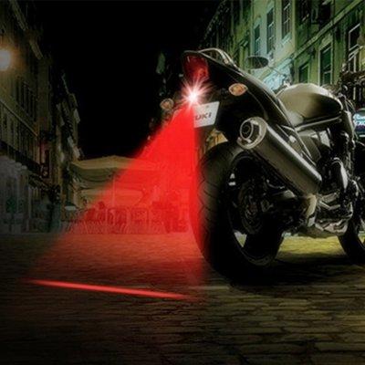 Global Lampu Laser Sepeda Motor Market