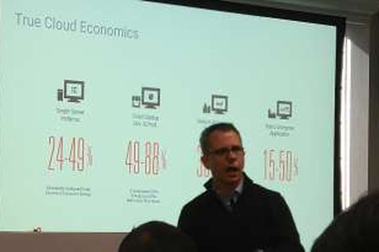 Global Layanan Manajemen Data Berbasis Cloud Market
