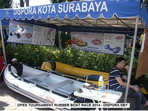 Global Perahu Karet Lipat Market
