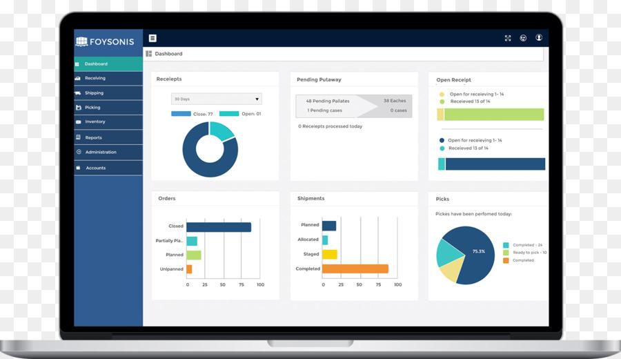 Global Perangkat Lunak Manajemen Gudang Data Market 1