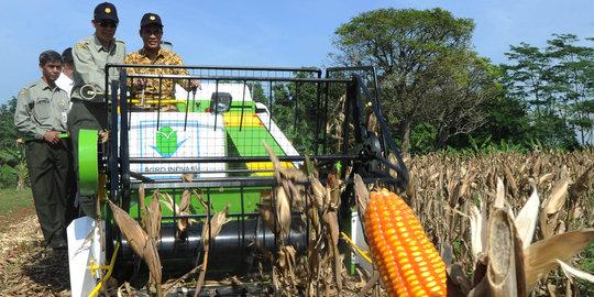 Global Traktor panen Market 1