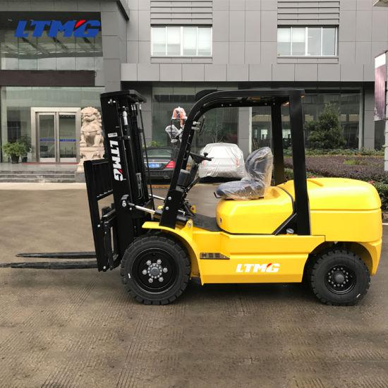 Global Truk Forklift Angkat Market