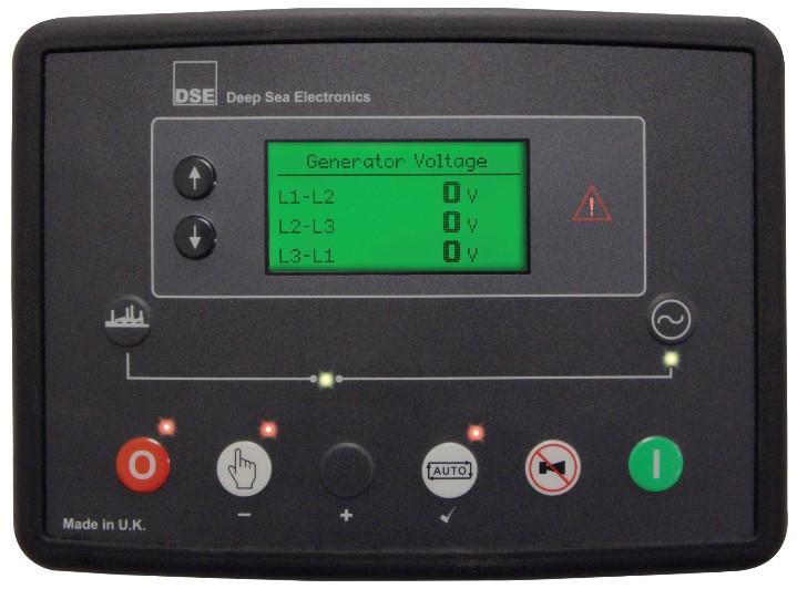 Global Unit Kontrol Generator Market