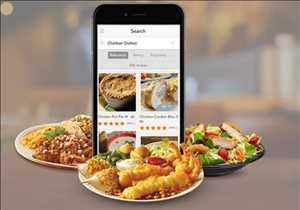 Pemesanan Makanan Online Pasar