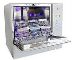 Disinfector mesin cuci Pasar
