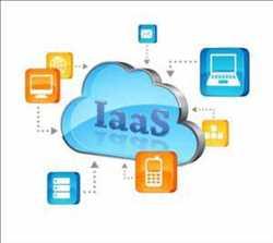 Infrastruktur Cloud Global sebagai Pasar IaaS Layanan