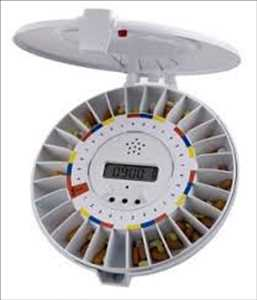 Mesin Dispenser Pil Otomatis