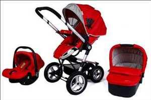 Baby Pram dan Stroller