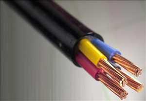 Kabel Daya dan Kontrol