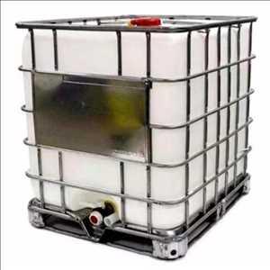 Kontainer Massal Menengah Kaku (Rigid Intermediate Bulk Container / RIBC)