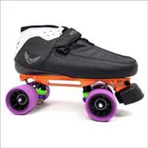 Pelat Sepatu Roda