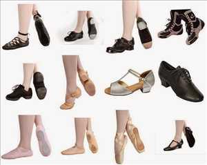 Sepatu Dansa Pasar