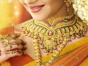 Perhiasan Emas Pasar