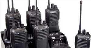 Sistem Land Mobile Radio (LMR) Pasar