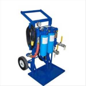 Sistem Filtrasi Minyak Pasar