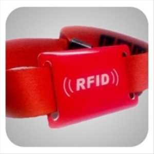 Gelang RFID Pasar