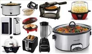 Peralatan Dapur Kecil Pasar