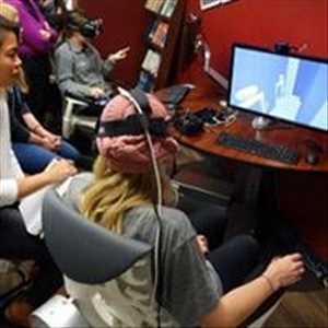 Pembuatan Konten Realitas Virtual Pasar