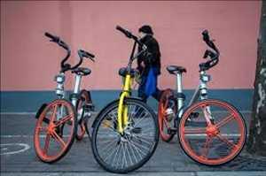 Pasar Berbagi Sepeda Global